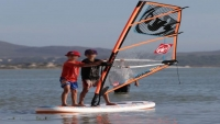 Windsurfing in Halkidiki