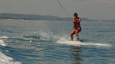 Waterski and Wakeboard Pefkohori Chalkidiki