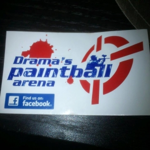 Drama's Paintball Arena