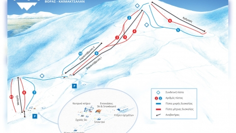 kaimaktsalan-slopes-ski-map