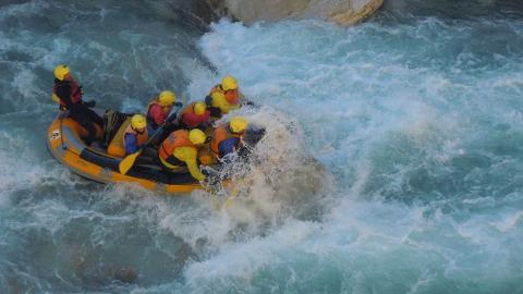 Rafting Ταυρωπός, Τρικεριώτης