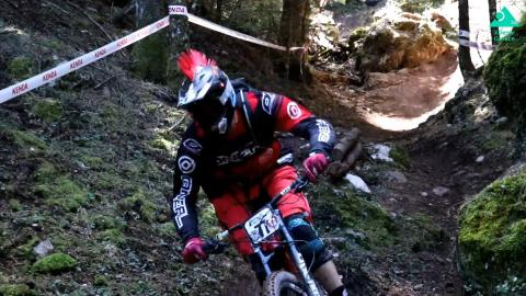Kalavrita Downhill Race 2017