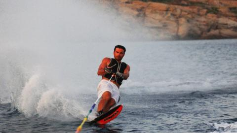 Μύκονος Water Ski / Wakeboard
