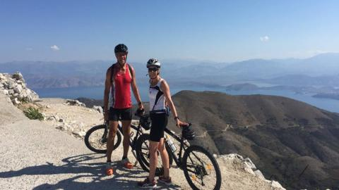 Cycle tours / rentals in Corfu