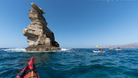 enjoy crete sea kayak