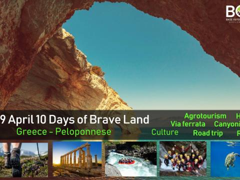 10 Days Adventure on the Land of the Brave