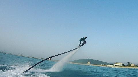 Flyboard Λευκάδα