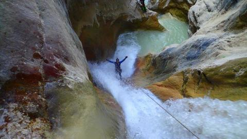 Canyoning adventure club1