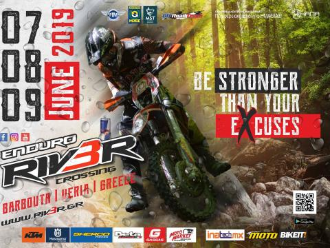 Riv3r Enduro Crossing 2019