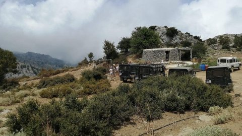 White Mountains of Crete 4x4 Offroad Safari