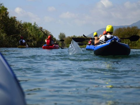 Louros River, Κayaking – Βirdwatching into the wild greece preveza.jpg2