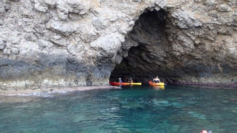 Sea Kayaking Parga