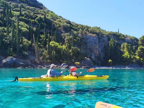 Sea Kayaking in Kardamyli & Stoupa