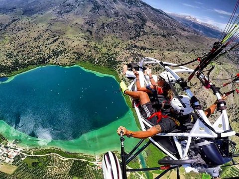 Paragliding Paratrike chania Crete Power FLY greece.jpg3