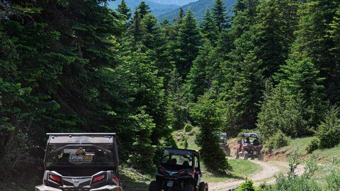 Buggy-ATV Tour Forest of Ziria Mountain