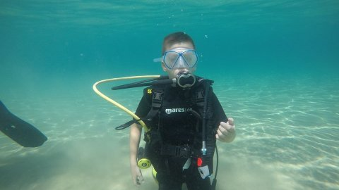 Discover Scuba Diving Thassos