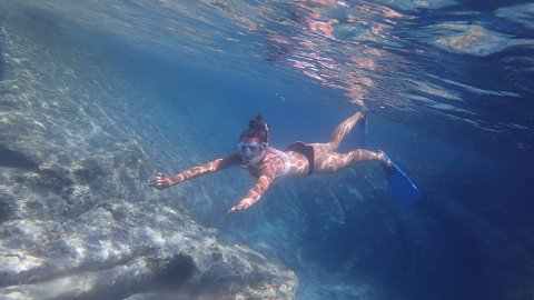 Snorkeling Boat Tour Paxos Island