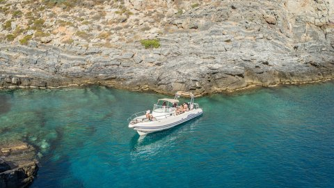 Private Boat Tour Folegandros