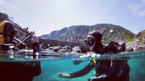 Try Scuba Diving Skopelos