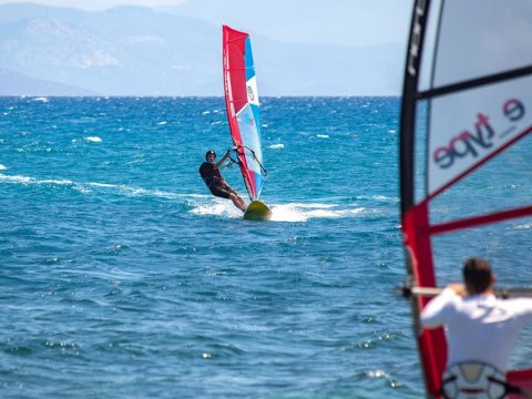 Windsurf Rentals Kos anemos Greece watersports Windsurfing.jpg12