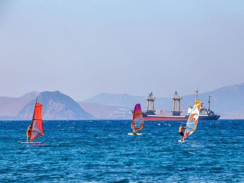 Windsurf Rentals Kos anemos Greece watersports Windsurfing.jpg6