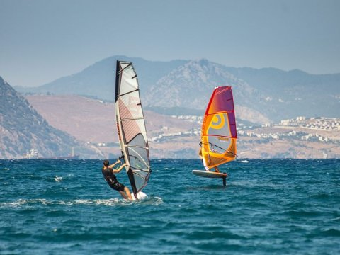 Windsurf Rentals Kos anemos Greece watersports Windsurfing.jpg5