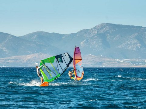 Windsurf Rentals Kos anemos Greece watersports Windsurfing.jpg4