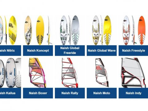 windsurd kos Greece Equipment