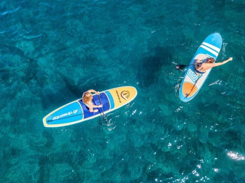 SUP Rentals Kos anemos Greece Watesports stand up paddle