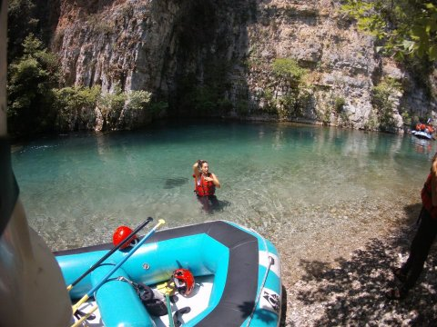 voidomatis rafting  Greece Alpine Zone aristi.jpg2