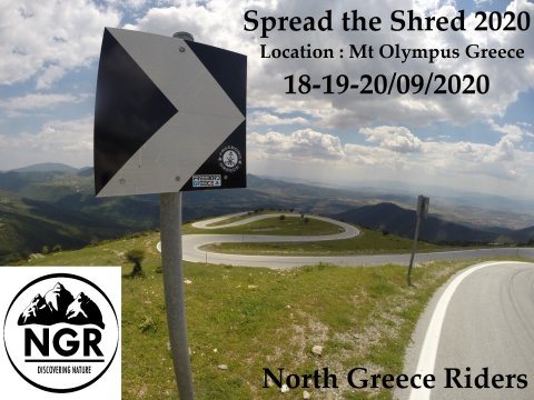 Spread the Shred 2020 Greece!