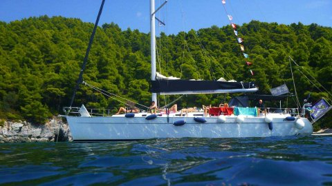 Sailing Skiathos Private