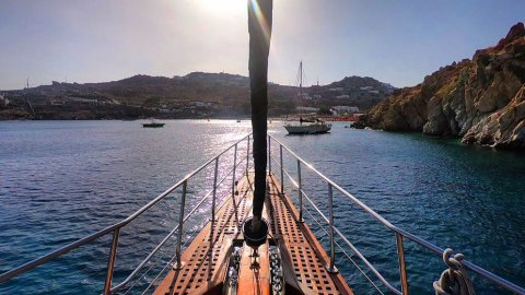 Sailing Mykonos Private