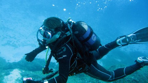 Discover Scuba Diving in Athens