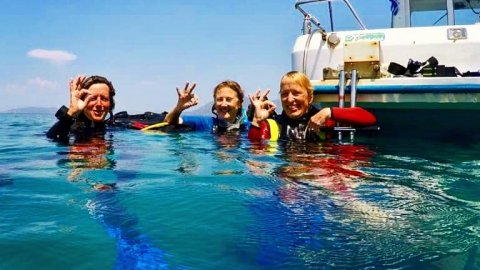 Try Scuba Diving in Epidavros