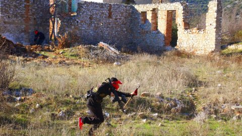 Paintball στην Κομοτηνή