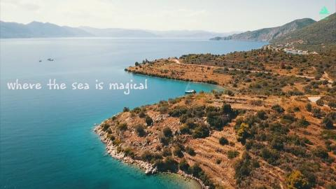Nostalgia of the Greek Sea!