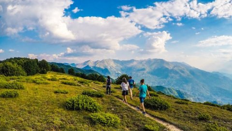 Hiking Tour near Metsovo