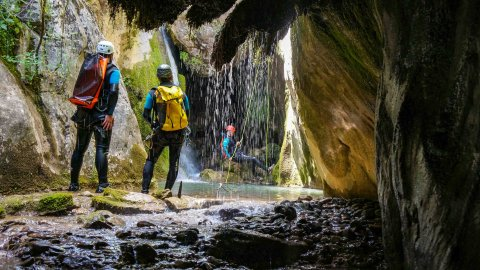 2 days Canyoning in Evritania