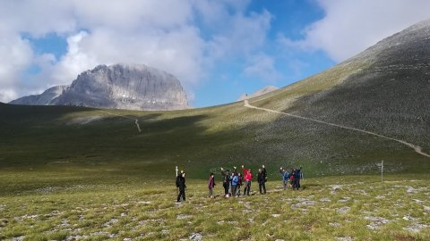 Two-day ascent to Olympus, ascent to Mytikas 2918m