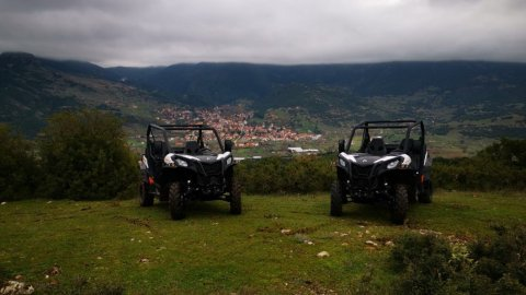 Buggy Tour Panorama Kalavriton