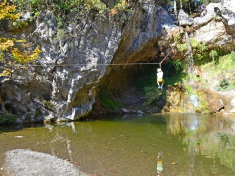 Evia-River Trekking- Canyoning-Rappel-greece (1)