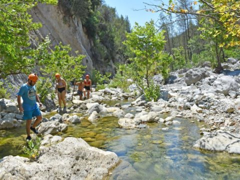 Evia-River Trekking- Canyoning-Rappel-greece (2)