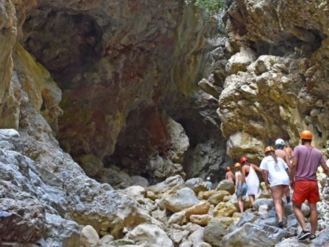 Evia-River Trekking- Canyoning-Rappel-greece (4)