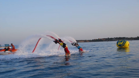 Flyboard-Hoverboard Ζάκυνθος