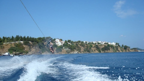Wakeboard Waterski Skiathos