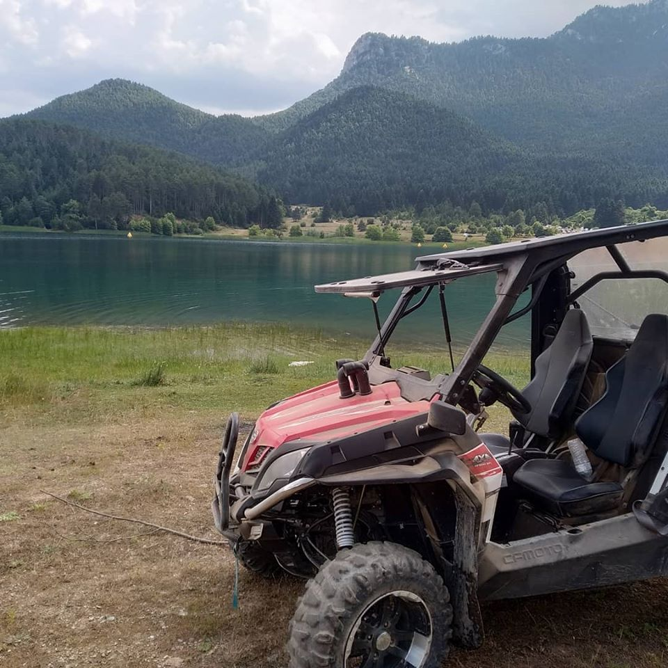 ATV - Buggy Tour Ziria Lake Doxa